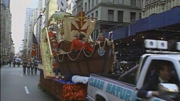 500 Jahre USA Parade New York