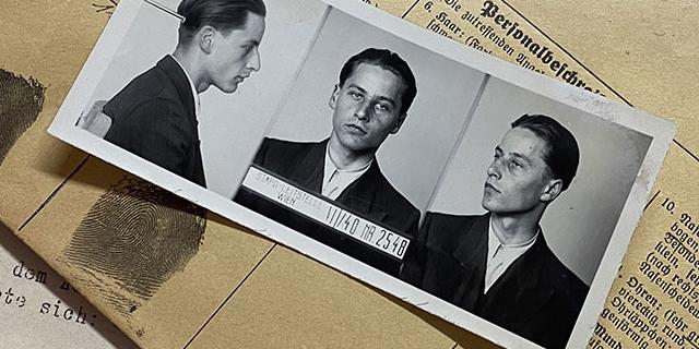 Gerichtsfotos von Franz Doms