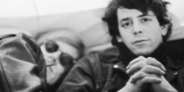 Andy Warhol, Lou Reed, Maureen Tucker